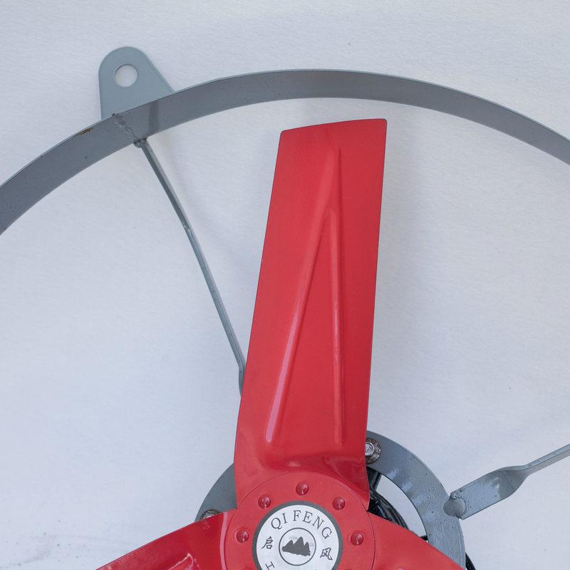 强排高速墙式换气扇 大功率家用厨房排气扇工业排风扇油烟换气扇