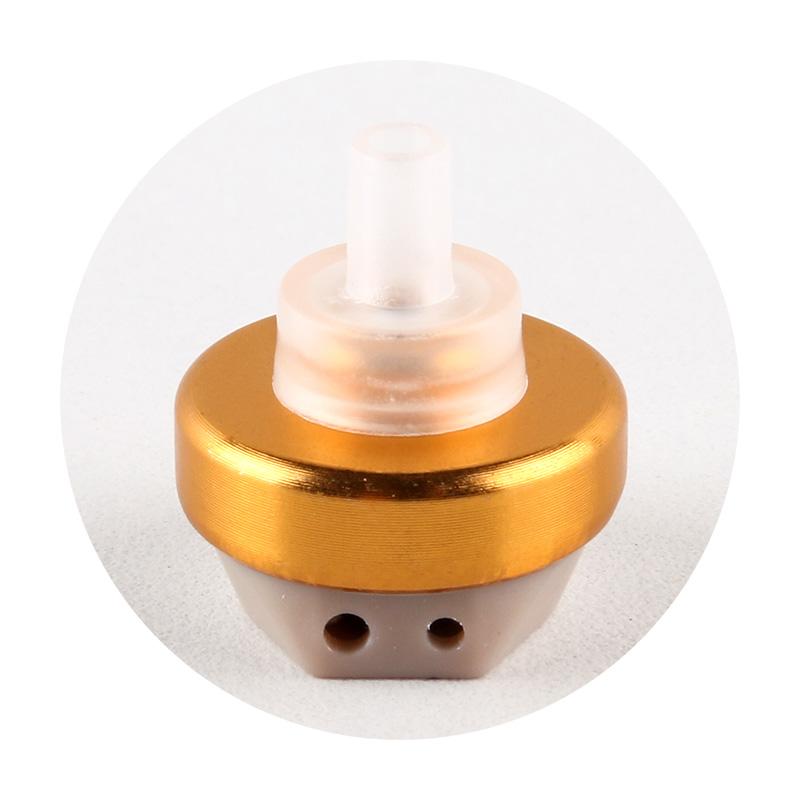 西門子 盒式助聽器耳機配件172N助聽機耳機耳線頭收話發聲器單頭
