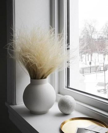 北欧风天然干枝干花永生花文艺复古家居软装饰品客厅卧室民宿装饰