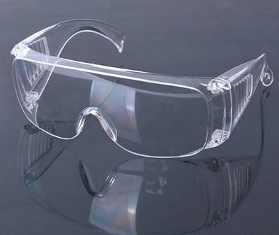 防风镜护目镜摩托电瓶车防沙防尘劳保全透明眼镜男女挡风骑行眼睛