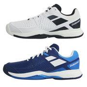 2018年新款正品babolat/百保力36S18337男子网球鞋送袜子新品特价