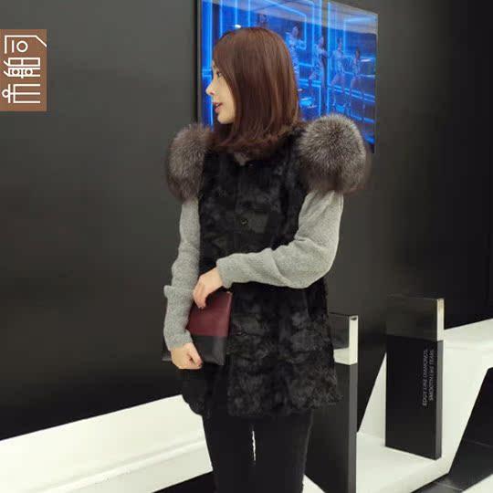 韩国狐狸毛