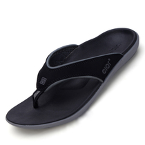 泡沫夹脚鞋平底沙滩鞋潮夏天夹脚拖轻质夏季夹板拖鞋男人字拖