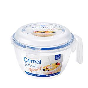 乐扣乐扣保鲜盒塑料饭盒泡面碗上班族早餐杯带盖储物盒沙拉谷物杯