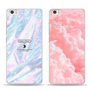 小米note/note2/note3手机壳日韩国原宿风个性少女心软妹粉色云朵