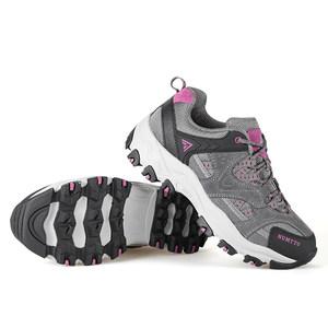 悍途登山鞋女春夏新款耐磨防滑运动户外鞋防水透气越野徒步鞋女