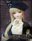 [Classic M]N 1/4 BJD dollwear Korean genuine free of mail