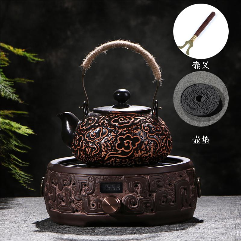 电磁炉家用茶炉电陶炉特价陶瓷陶壶煮茶器电器泡茶烧水功夫茶具