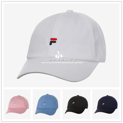 小小正品 韩国Fila/斐乐 18款 休闲运动棒球帽遮阳帽 FS3CPA5303X