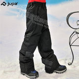 Canada JUPA giant dad children's ski pants outdoor windproof waterproof boys and girls trousers thickening ski pants