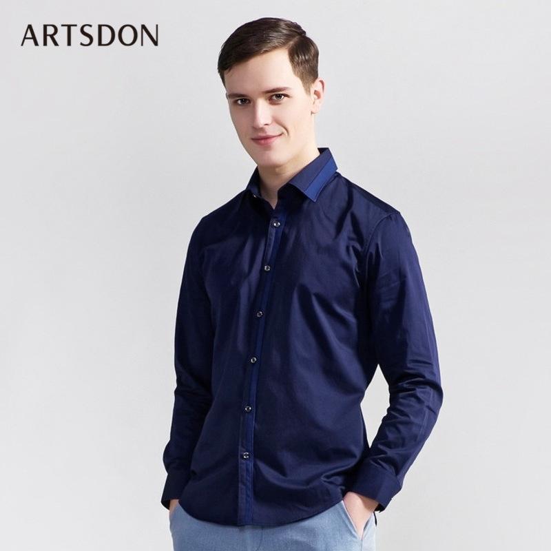 阿仕顿长袖衬衫