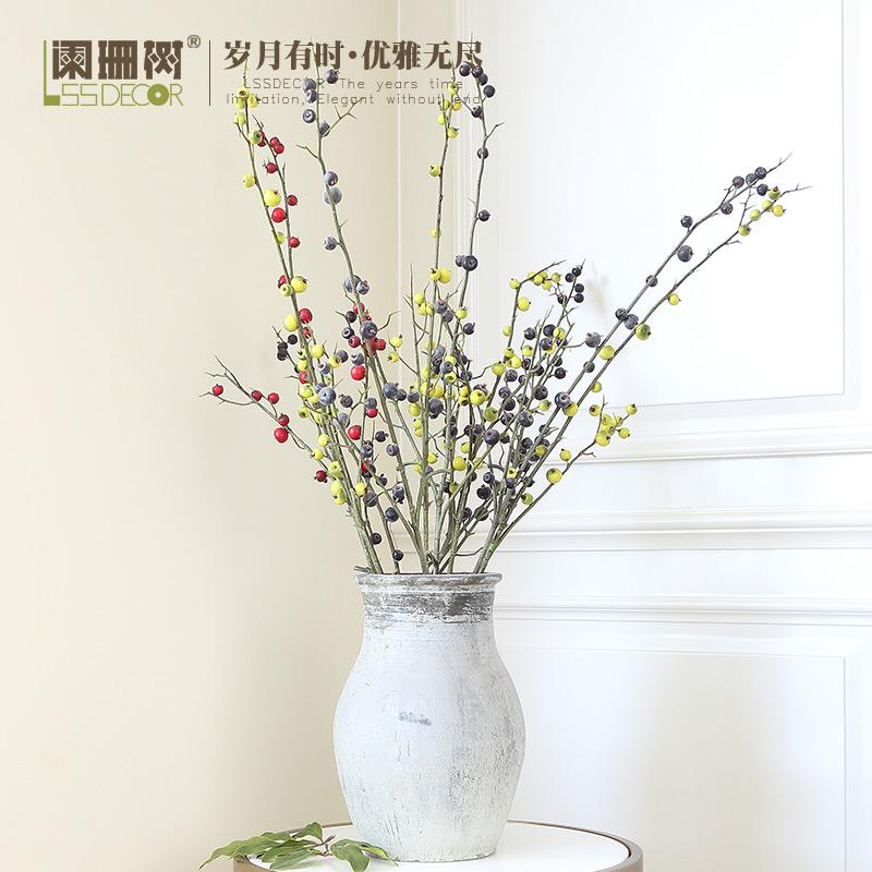 阑珊树干花装饰F721