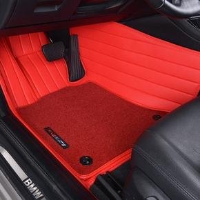 17款宝马5系7系2系525Li 320Li X1 X3 X4 X5X6专用全包围汽车脚垫