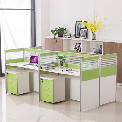 办公桌4人位屏风卡座网友购买经历