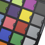 Menon 24 color test card color correction photographic palette color card calibration card