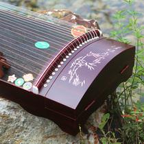 音色出众精致可人小古筝125仿紫檀刻字儿童专业润扬民乐