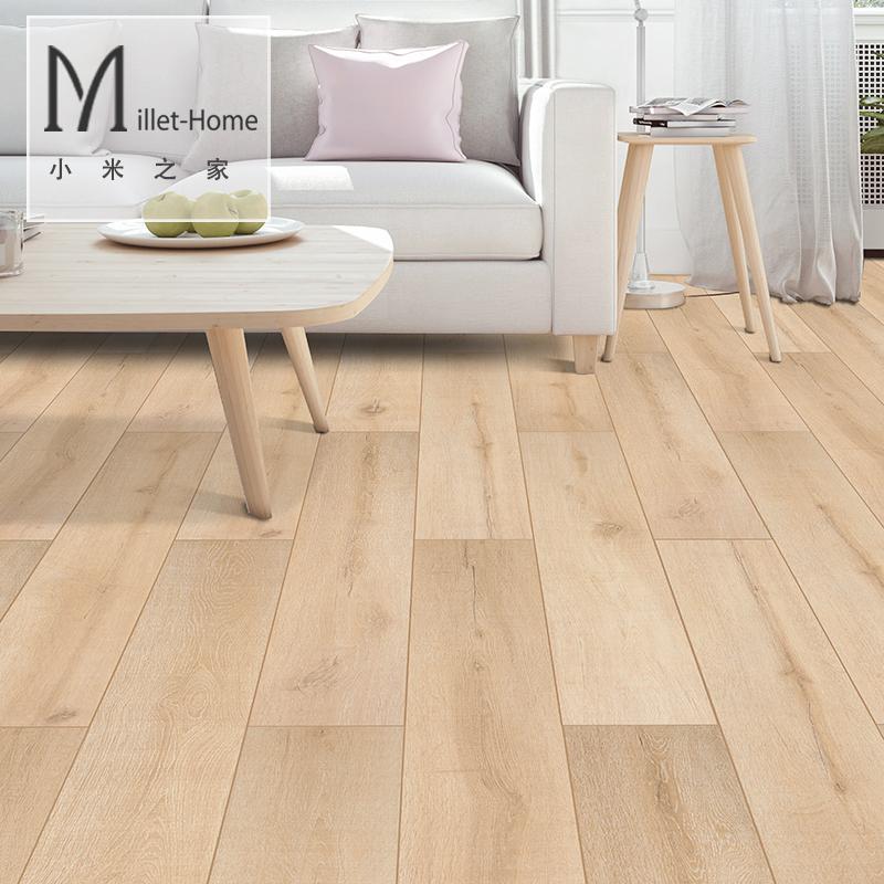 原木色木地板