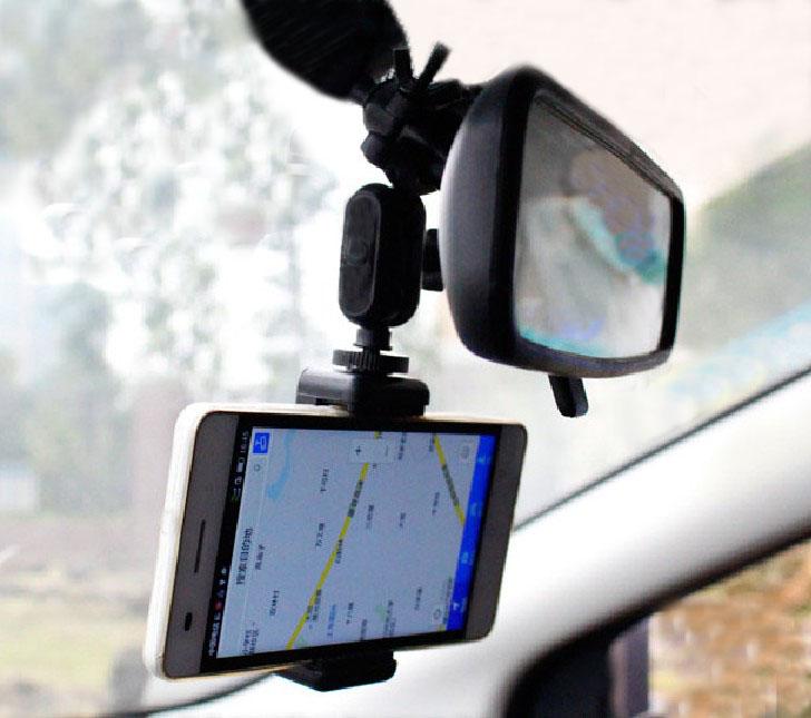 汽车车载手机行车记录仪支架