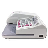 Huilang HL-2006 check printer new Chinese automatic check printer can play the amount of date password