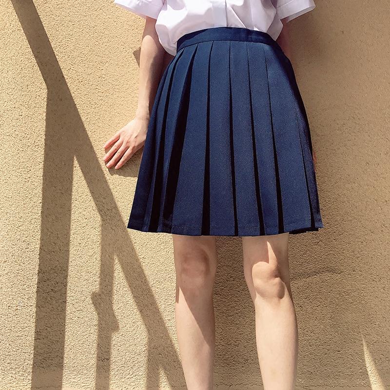 水手裙百褶裙