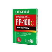 18年 富士FP-100c Glossy 光面彩色撕拉片 宝丽来风琴机相纸 现货