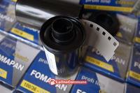 Czech original Fuma 135 black and white film FOMAPAN100 Eastern European style film 21 years