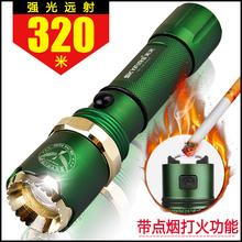 天火LED强光手电筒超亮远射5000可充电多功能家用户外小迷你防水