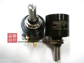 日本思博Sakae 22HP-10 1K 2K 5K 10K导电塑料多圈线绕电位器