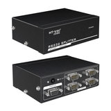 Maxtor dimension moment MT-RS104 serial port distributor 1 into 4 out COM port 1 minute 4RS232 hub two-way transmission