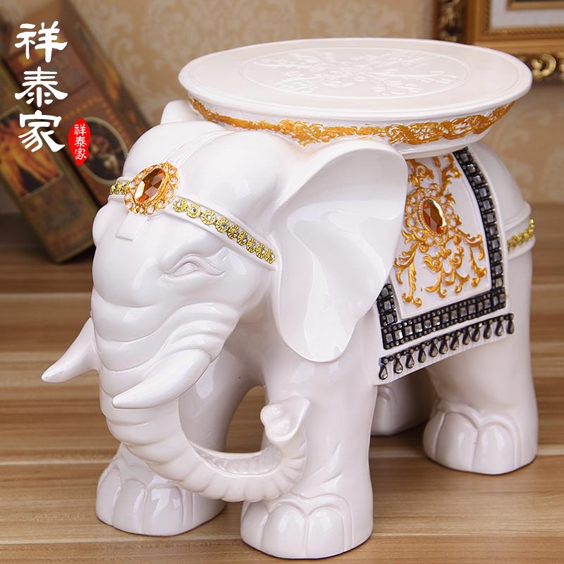 大象凳子礼品