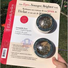 在途国内发货伊丽莎白雅顿超时空眼部精华胶囊眼胶抗皱眼霜60粒*2