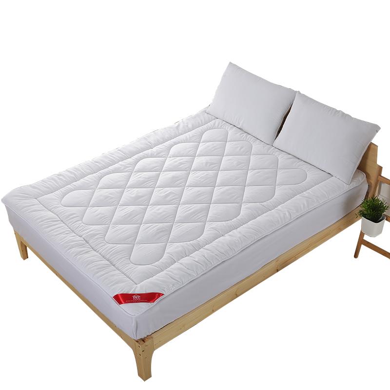 加厚秋冬款全棉1.8米床垫被床褥子1.5m棉絮1.2学生宿舍棉花单双人