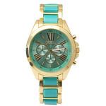 低价库存处理GENEVA日内瓦女士时尚合金塑胶混合表带男士石英手表