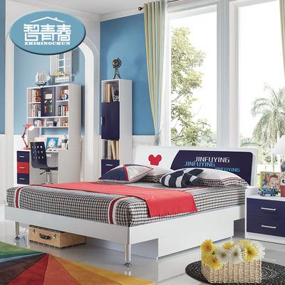 动漫居 儿童家具床男女卧室套房书桌椅衣柜韩式田园储物高箱特怎么样