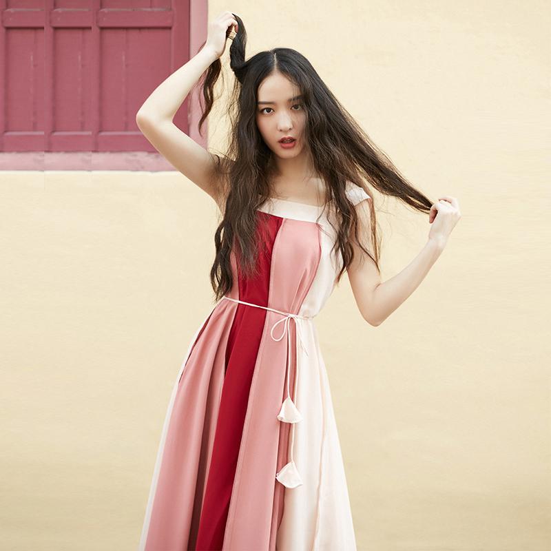 宽松个性宽松裙