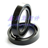 J type rubber frameless oil seal 70*95*12 machine tool spindle / bearing / rotary shaft seal ring / piece / ring