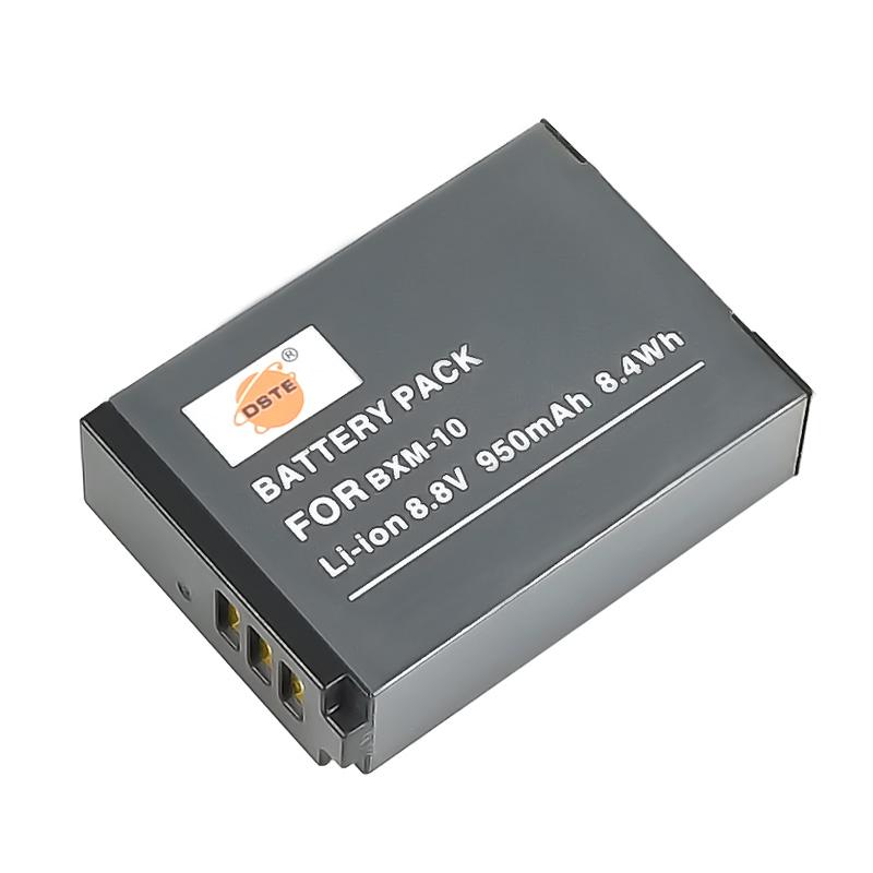 蒂森特 BXM-10适用 XIAOYI 小蚁微单电池M1电池 两电套装 包邮