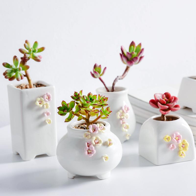 diy 花盆