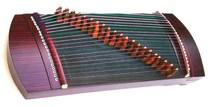 仙声乐器黑檀窗花挖嵌专业考级演奏古筝大人教学扬州古筝琴红木码