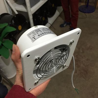 静音排风扇厨房排气扇卫生间墙4寸窗式换气扇管道抽风机强力工业