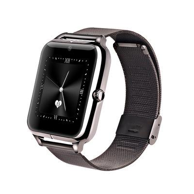 18新款智能穿戴设备Z50智能手表定位兼容IOS和安卓系统全金属可插手机卡