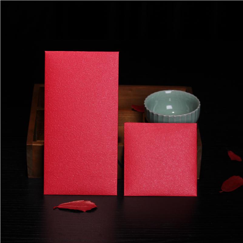 Праздничные красные конверты Артикул 542779973778
