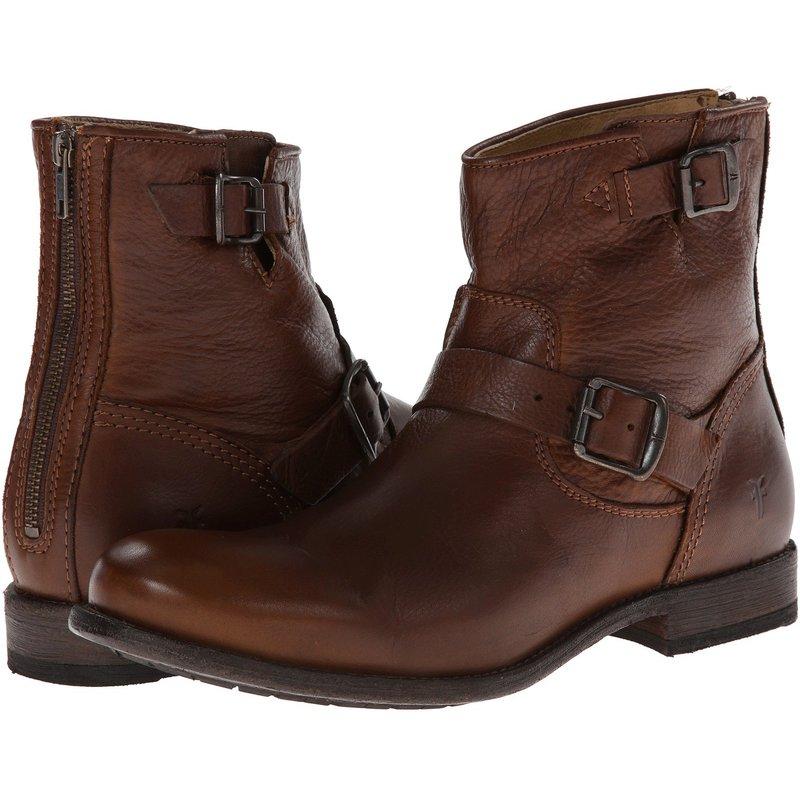 4.5折代购2019 Frye弗莱 男士  工程靴子
