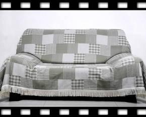 清仓6折特价时尚北欧格子雪尼尔布艺沙发巾沙发罩沙发套宜居风格