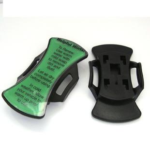 手机通用背夹 GPS导航仪万能背夹 配合支架使用 单独粘式硅胶背夹