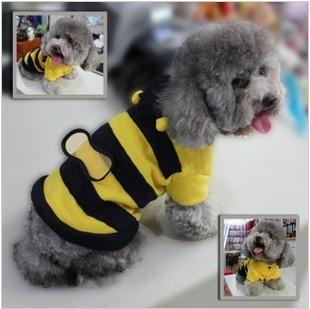 魔幻贝贝蜜蜂装2013棉衣S-小型宠物服饰M-中型狗狗狗衣服L-大型