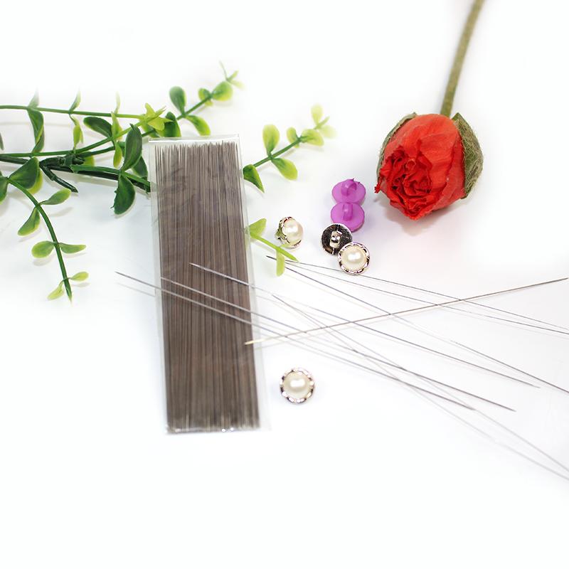 穿线针串珠引线器diy手工穿珠针超细超长手珠项链佛珠串线串珠针