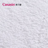 Carnation Five-Star Hotel Pure Cotton Increased Thickening Towel Long Wool Mat Absorbent Carpet Anti-skid Mat 90*60