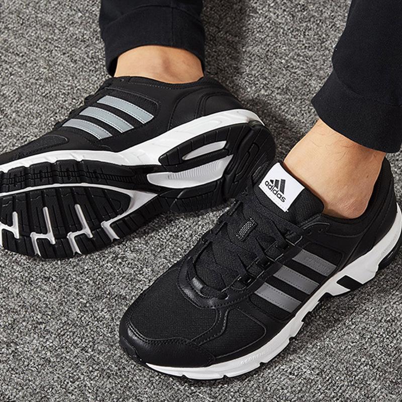 Adidas/阿迪达斯男鞋2018秋季新款EQT缓震运动鞋休闲跑步鞋AC8595