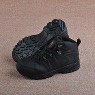 全防水头层牛皮中邦情侣男女鞋 轻便减震防滑保暖户外徒步登山鞋